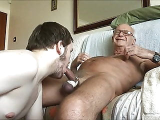 old man gets rimmed 6:40 2020-05-14