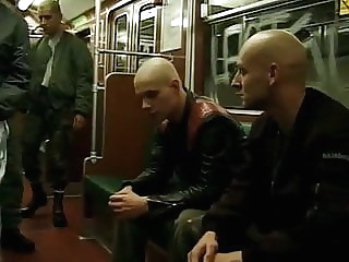 Berlin Skinhead Story hunk muscle gay sex