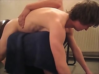 Martin spanked fetish hunks spanking