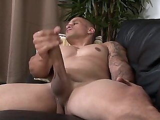 Muscle latino with big dick big cock muscle