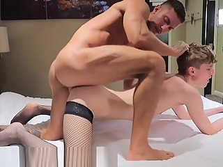 Cute Young Boy gets Butt-Plugged before being Hard Raw Fucked by Daddy 26:30 2019-11-12