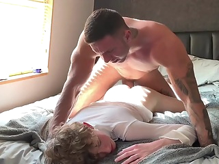 Aa Vid - Cute Blond Twink Boy Morning Fuck 16:01 2019-06-15
