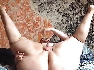 Cute Chubby Fat Gay Smooth Soft Big Ass, Moobs & Belly 1:21 2020-12-24