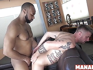 Manalized - Interracial Cumdown 22:23 2021-01-03