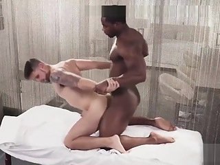 NoirMale FULL SCENE Sexy Fucking Massage 4 Hunk Black D 34:48 2020-05-12