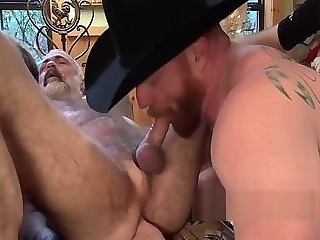 Ginger daady and silver daddy fuck very hot 17:48 2021-01-17