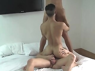 A Bareback Latino thresome 32:54 2021-01-17