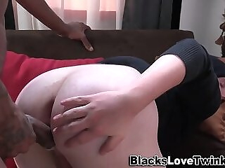 Twink gives massive black cock head 10:00 2021-01-17